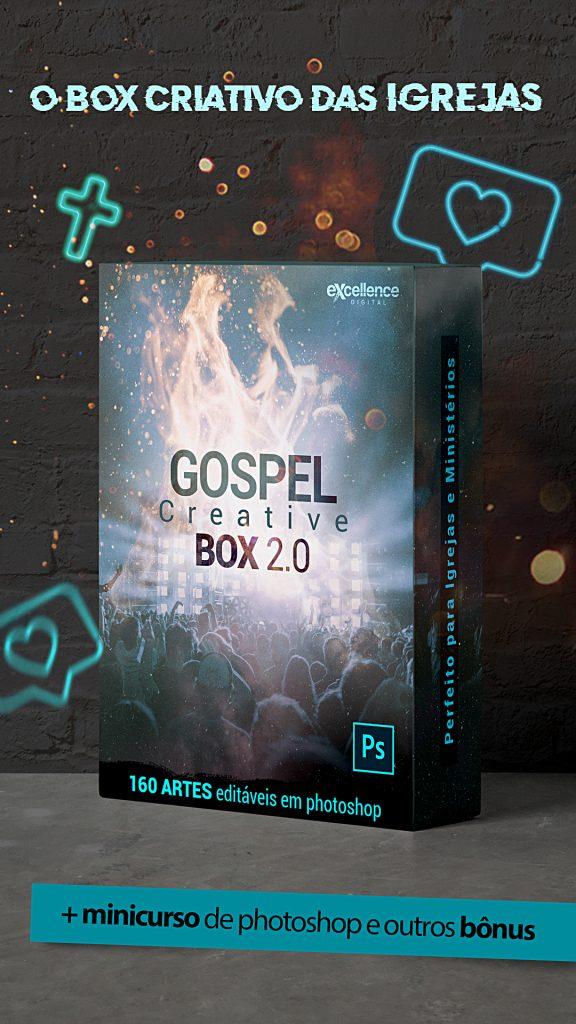 gospel creative box - o box criativo das igrejas