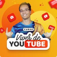 inscreva-se do curso viver de youtube